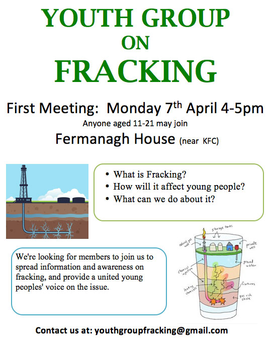 Youth Group on Fracking
