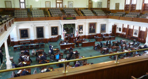 Texas Senate Chambers (image source: eaglefordtexas.com)