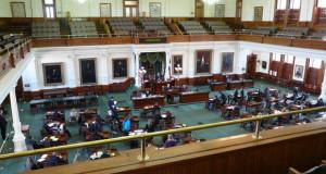 Texas Senate Chambers (image source: eaglefordtexas.com)