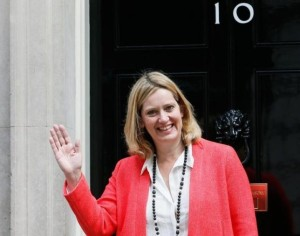 Amber Rudd says that there have been delays in UK  on shale exploration, but made clear that she would not allow the current delays to continue, saying they don't serve anybody.