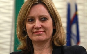 Secretary of State for Energy and Climate Change, Amber Rudd, was one of the recipients of the leaked letter. (image source: telegraph.co.uk)