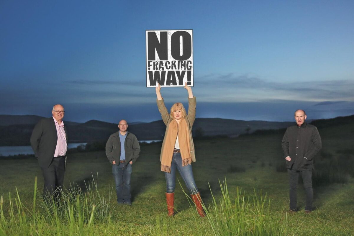 Emergency Fracking Threat in Northern Ireland