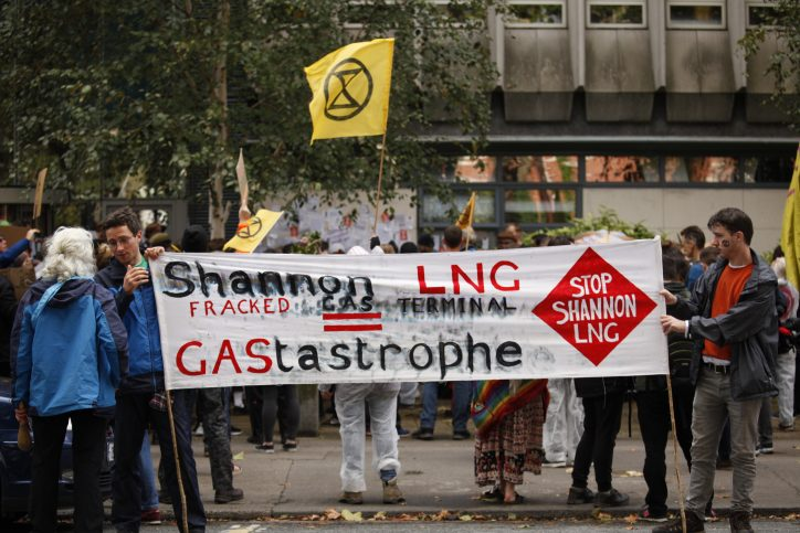 Petition Officially Objecting to Shannon LNG Planning Application